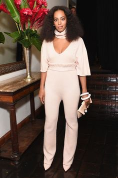 Say this 5 times fast: Solange's style is still silently slaying