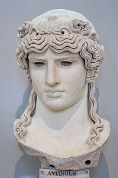 Antinous Mondragone | Louvre, Paris