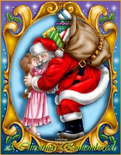 """""""Memories of Christmas"""" © Ladybug Creations."""