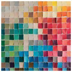 au fil des couleurs panneau nuancier nuancier sur au fil des couleurs ...