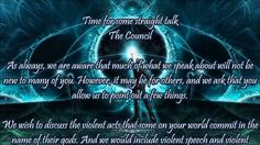 Time for some straight talk - The Council