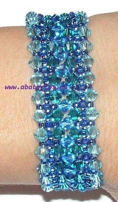 Pasodoble Bracelet Tutorial