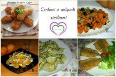 Contorni e antipasti siciliani - ricette della tradizione | cucina preDiletta