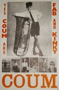 Coum are Fab and Kinky - COUM Transmissions - Wikipedia, the free encyclopedia