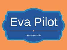Überarbeitet, ergänzt und endlich wieder online: meine Website www.eva-pilot.de 😃