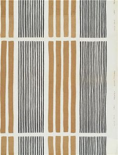 A simple linear pattern design made interesting by breaks in the linear structure. Toned down yellow and black create neutral color palette. Geometric Patterns, Graphic Patterns, Color Patterns, Print Patterns, Tribal Print Pattern, Simple Geometric Pattern, Floral Patterns, Stripe Print, Motifs Textiles