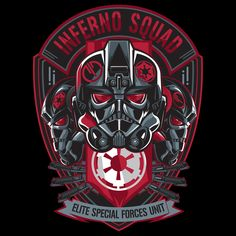 Imperial Inferno Squad, the best of the best. Captain, Iden Versio. She may have been imperial, but she had honor. I respect her more than any other imperial.