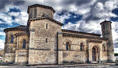 San Martín de Frómista (Palencia), joya del románico español