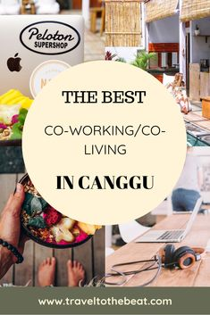 If you're looking for strong coffee community stellar Wi-Fi and productivity be sure to check out Outpost Canggu for your co-working space in Canggu Bali! via Laura Sales Coaching, Canggu Bali, Co Working, Coworking Space, Great Coffee, Bali Travel, Creating A Brand, Getting Things Done, Southeast Asia