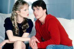 Tom Cruise and Rebecca De Mornay