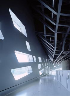 Phaeno Science Center, Wolfsburg, Germany by Zaha Hadid Architects and Mayer Bahrle Freie Architekten BDA