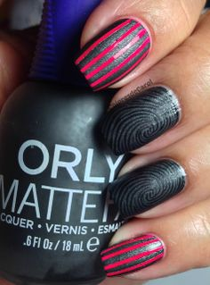 Orly- iron Butterfly - Colores de Carol