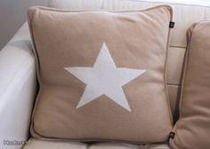 Beige Gant -tyyny / Beige Gant pillow