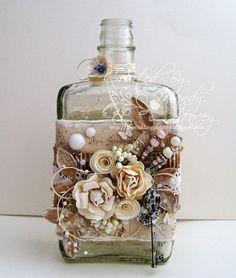 A Sprinkling of Glitter: Hedgehogs & Bottles! - Simon Says Stamp DT