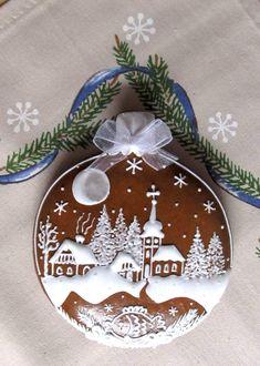 How to earn money? Christmas Goodies, Christmas Candy, Christmas Treats, Christmas Baking, Christmas Diy, Christmas Ornaments, Fancy Cookies, Cute Cookies, Cupcake Cookies
