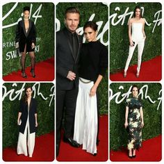 Celebs came out in style at the British Fashion Awards  Tell us who impressed you the most? Rihanna, Emma Watson, Kendall Jenner, Victoria Beckham or Downton Abbey's Michelle Dockery? Pictures: Britishfashionawards.com