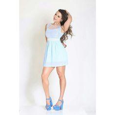 Do Clássico ao Moderno!   Vestido Azul com pérolas - ❤ Página: Vestidos Tam: P e M✅ R$ 499,00  Compre pela loja virtual ou whats www.loucacomomequeres.com.br 61 - 8264-6852  #uselouca #loucacomomequeres #LCMQ #compreagora #Perolas  #Moderno #tendência  #moda #fashion  #fashiondesigner #brasilia #brasiliandesigner #streetstyle #style #tendência