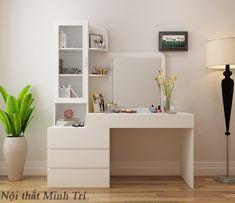 Dressing Table Design, Dresser Design, Bedroom Furniture Sets, Room Design Bedroom, Bedroom Decor, Bedroom Interior, Bathroom Design Small, Dressing Room Design, Furniture Design