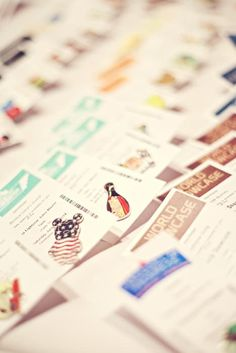 Fast pass seating cards with Disney Pins and many more ideas for creating a magical wedding day Disney Trading Pins, Disney Pins, Disney Love, Disney Magic, Wedding Place Cards, Our Wedding Day, Wedding Ideas, Disney Fast Pass, Fairytale Weddings