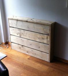 Foto: Radiatorombouw op maat gemaakt door ambachtelijke meubelmakerij AFB Mattijssen te Middelaar. Geplaatst door angelique3101 op Welke.nl