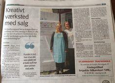 Kreativt værksted i Lyngby.  www.hultertbulter.dk