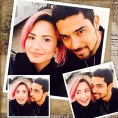 Demi Lovato Tweets Sweet Message to Wilmer Valderrama, But They're Not Engaged