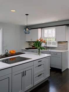 Contemporary Kitchens from Lauren Levant Bland on HGTV