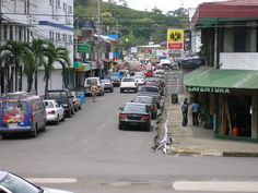 Downtown Quepos, Costa Rica