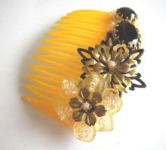Cool Canary Yellow by Dodie on Etsy