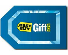 $25 Best Buy Gift Card Giveaway