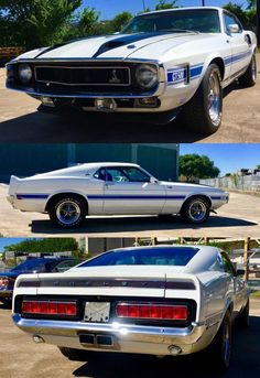 Are you a fan of the brand Shelby and want to have a car with a Cobra in a character home in the garage? This Shelby from year 1970 is one of 789 pieces! New Shelby Mustang, Ford Shelby, Shelby Gt500, Mustang Cars, Ford Mustangs, Ford Ranger Truck, Lifted Ford Trucks, 4x4 Trucks, Chevy Trucks