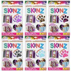 Grafix Peel N' Stick Glam Fur Skinz