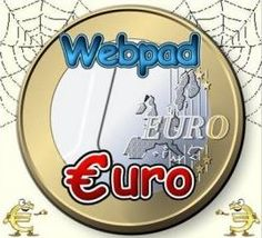 Webpad: Euro - Gr. 5,6,7