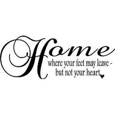 Leaving Home Quotes And Sayings. QuotesGram