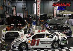 Salon de Québec Auto Sport 2016. AdrenalineQC Drag Racing Videos & Pictures. www.AdrenalineQC.com Drag Racing Videos, Sport, Deporte, Sports
