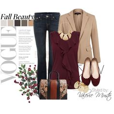 """http://www.fabulousafter40.com/"" by styled-by-valerie-musto on Polyvore"