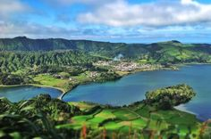 Sete Cidades Half-Day Jeep Tour Explore the lakes and craters of Sete Cidades on a 3-hour tour of the island of São Miguel in the Azores. Traveling by 4WD vehicle, see the lakes of Empadadas and Canário, and admire the dramatic landscape of the volcano's caldera from scenic viewpoints.Get off the usual tourist trail on a 3-hour 4WD tour of the Sete Cidades (Seven Cities) region of the Azores island of São Miguel, departing from hotels or the cruise s...