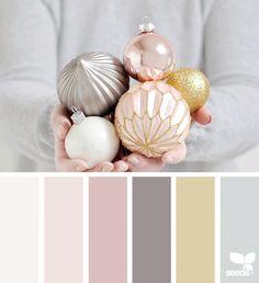 Ideas Vintage Wedding Colors Palette Design Seeds For 2019 Silver Color Palette, Gold Color Palettes, Colour Pallete, Rose Gold Color Palette, Pastel Palette, Color Combinations, Christmas Palette, Christmas Colors, Christmas Colour Schemes