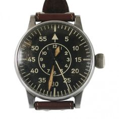 A.Lange & Sohne Military Watch Ref. FI 23883 ($5000+) - Svpply