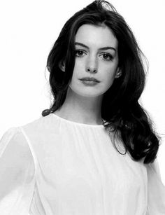 Anne Hathaway @Jen Sanham-Tyas she reminds me so much of you!