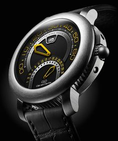 Bulgari - Gerald Genta Arena Bi-Retro Sport | Time and Watches | The watch blog