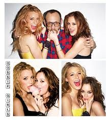 GOSSIP GIRL'S ROLLING STONE SHOOT WITH TERRY RICHARDSON