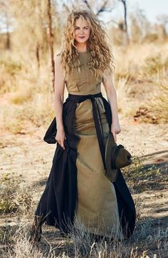 HAIR INSPO, length and texture wise! Nicole Kidman: Vogue Australia, September 2015