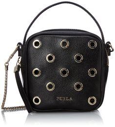 Amazon   [フルラ] Furla ミニクロスボディバッグ ヨーヨー BGC1 O6000802145 (オニキス(黒))   Amazon Fashion
