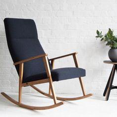 Bespoke Retro Rocking Chair