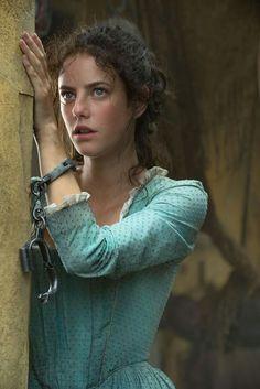 Carina Smyth pirates of the caribbean