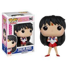 Funko Sailor Mars, Sailor Moon, Anime, Funkomania