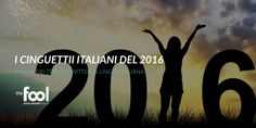Ecco come gli #italiani hanno vissuto il 2016 su #Twitter - #TwitterIT2016