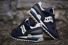 "BAIT x Saucony Shadow ""Cruel World"" http://www.sprhuman.com/bait-x-saucony-shadow-cruel-world/"