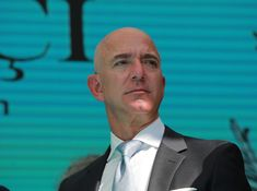 The worship of billionaires like Jeff Bezos has become our worst religion Richest In The World, A Whole New World, People Icon, Good People, Emma Barnett, British People, Secret To Success, World Leaders, One In A Million